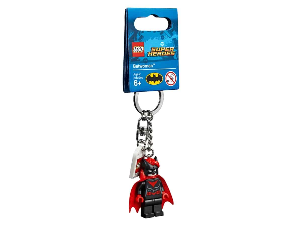 lego 853953 llavero de batwoman