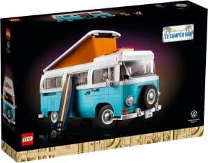 LEGO 10279 Furgoneta Volkswagen T2