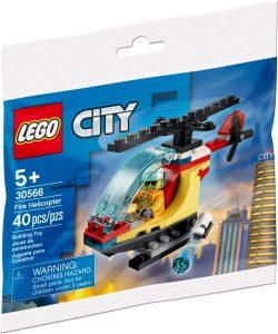 lego 30566 helicoptero de bomberos