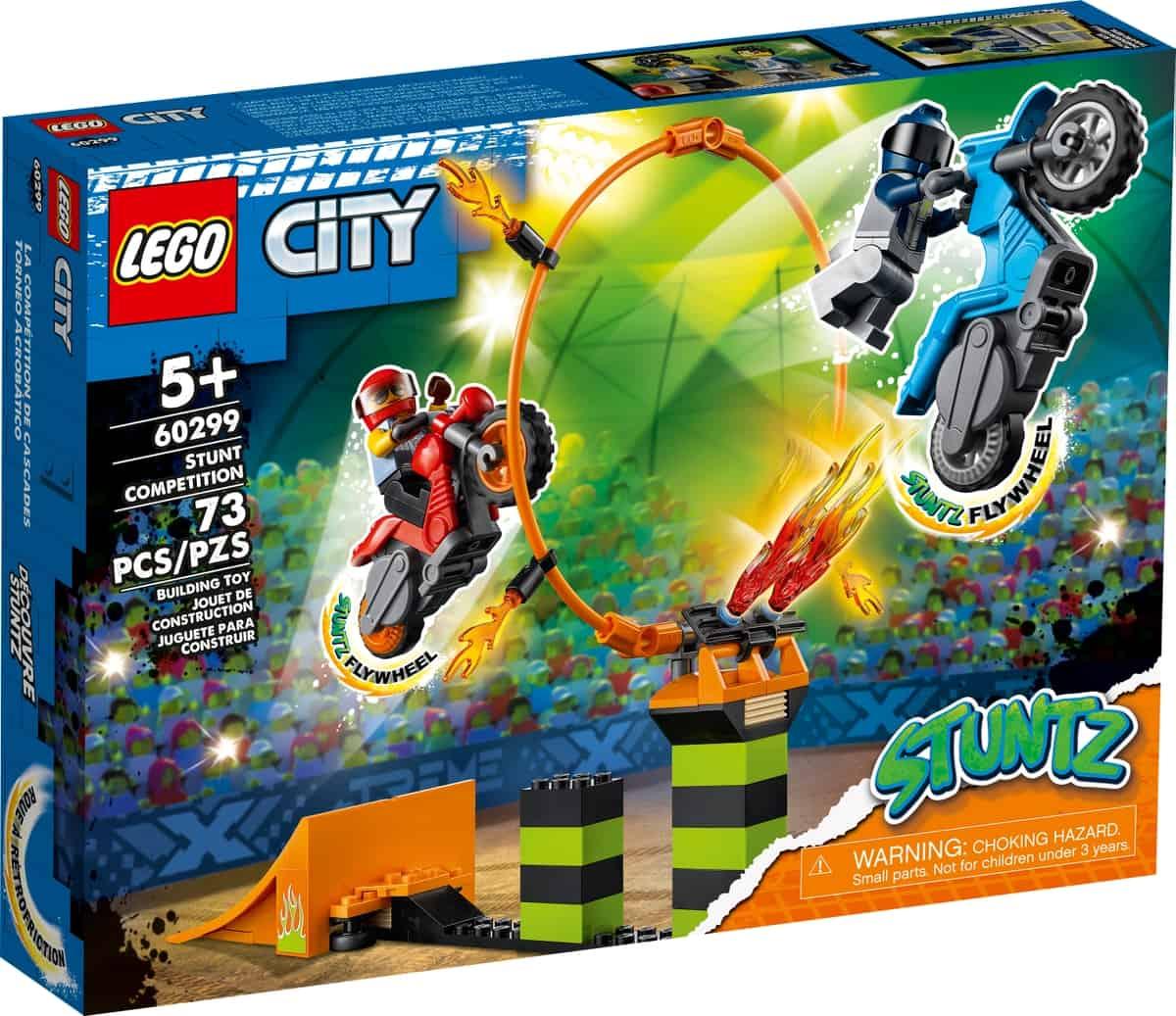 lego 60299 torneo acrobatico