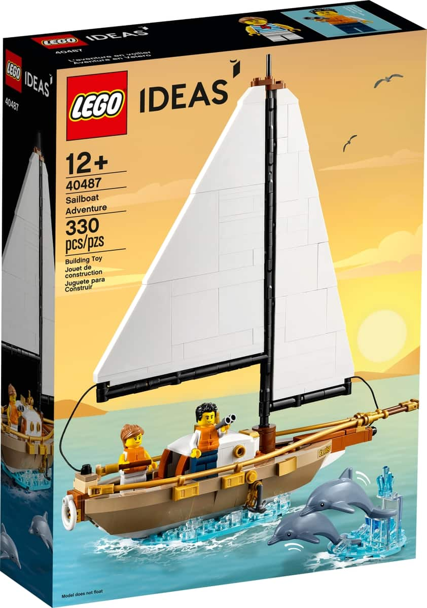 lego 40487 aventura en velero