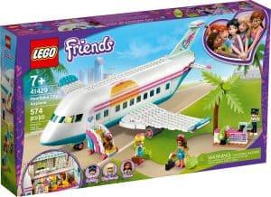 lego 41429 avion de heartlake city