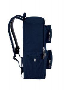 mochila de ladrillo lego 5006741 azul marino