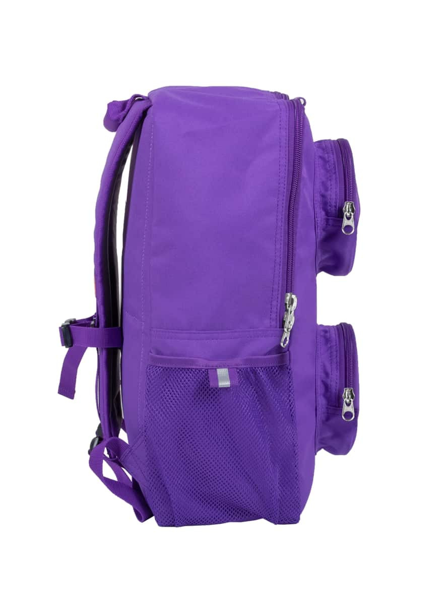 mochila de ladrillo lego 5006775 lila